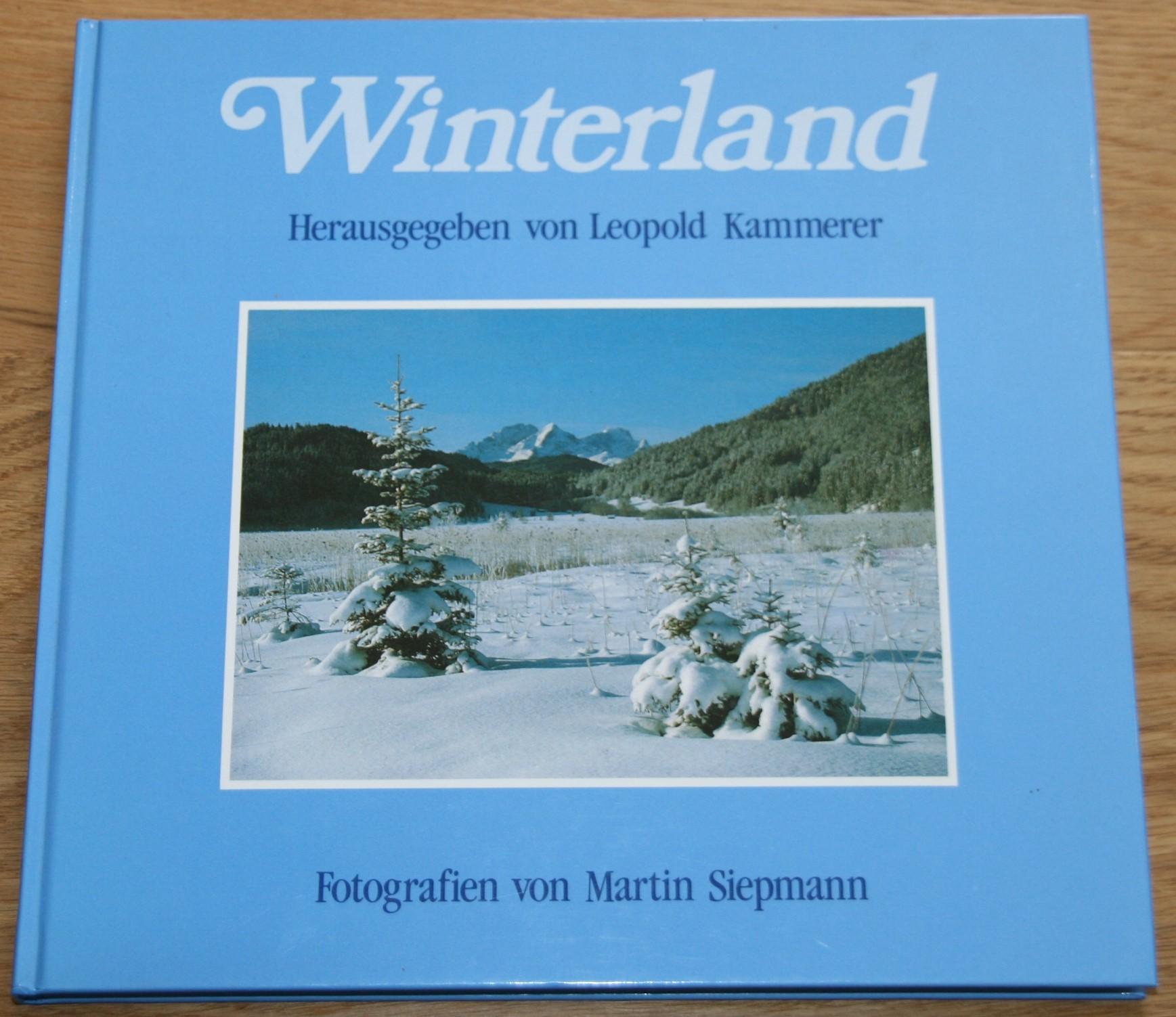 Winterland. Geschichten aus einer bairischen Landschaft.