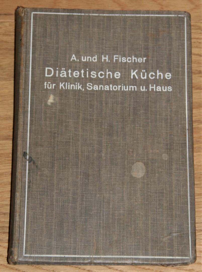 Diätetische Küche für Klinik, Sanatorium und Haus. Zusammengestellt mit besonderer Berücksichtigung der Magen-, Darm- und Stoffwechselkrankheiten. 1. Auflage,