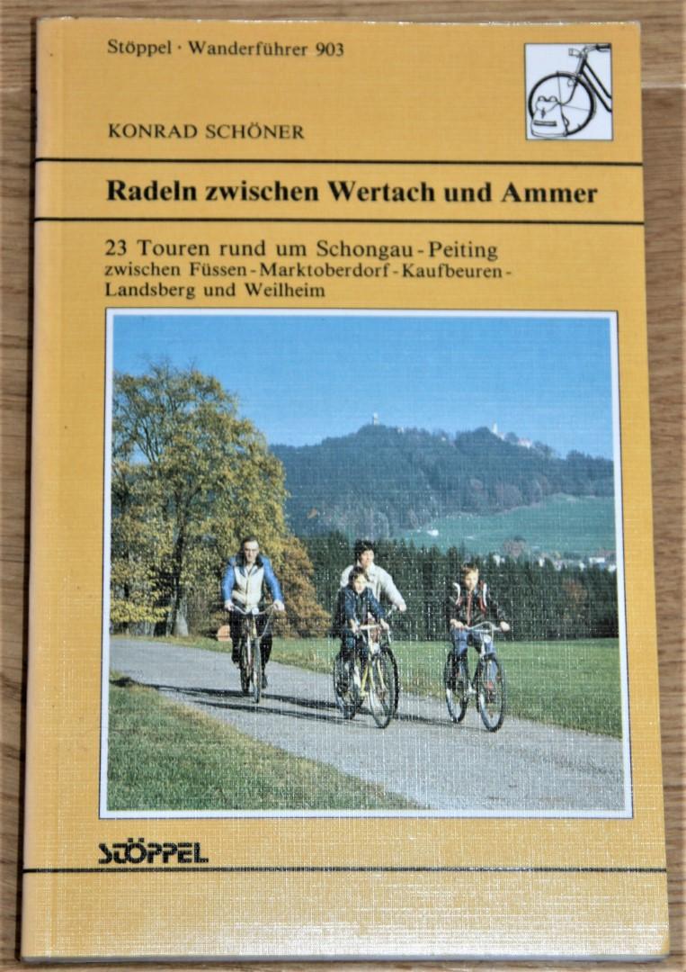 Radeln zwischen Wertach und Ammer. 23 Touren rund um Schongau-Peiting. Stöppel-Wanderführer 903