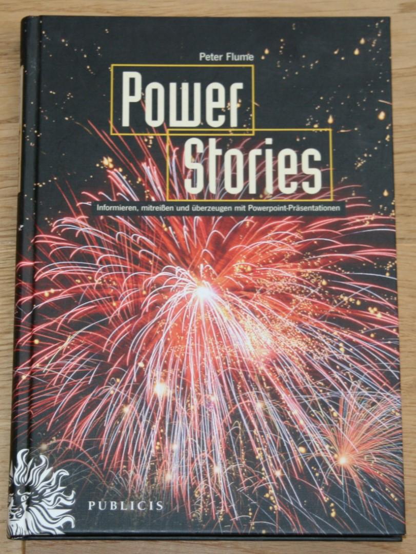 PowerStories. Informieren, mitreißen und überzeugen mit PowerPoint-Präsentationen.