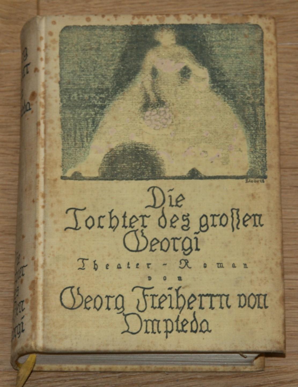 Die Tochter des großen Georgi. Theater-Roman.