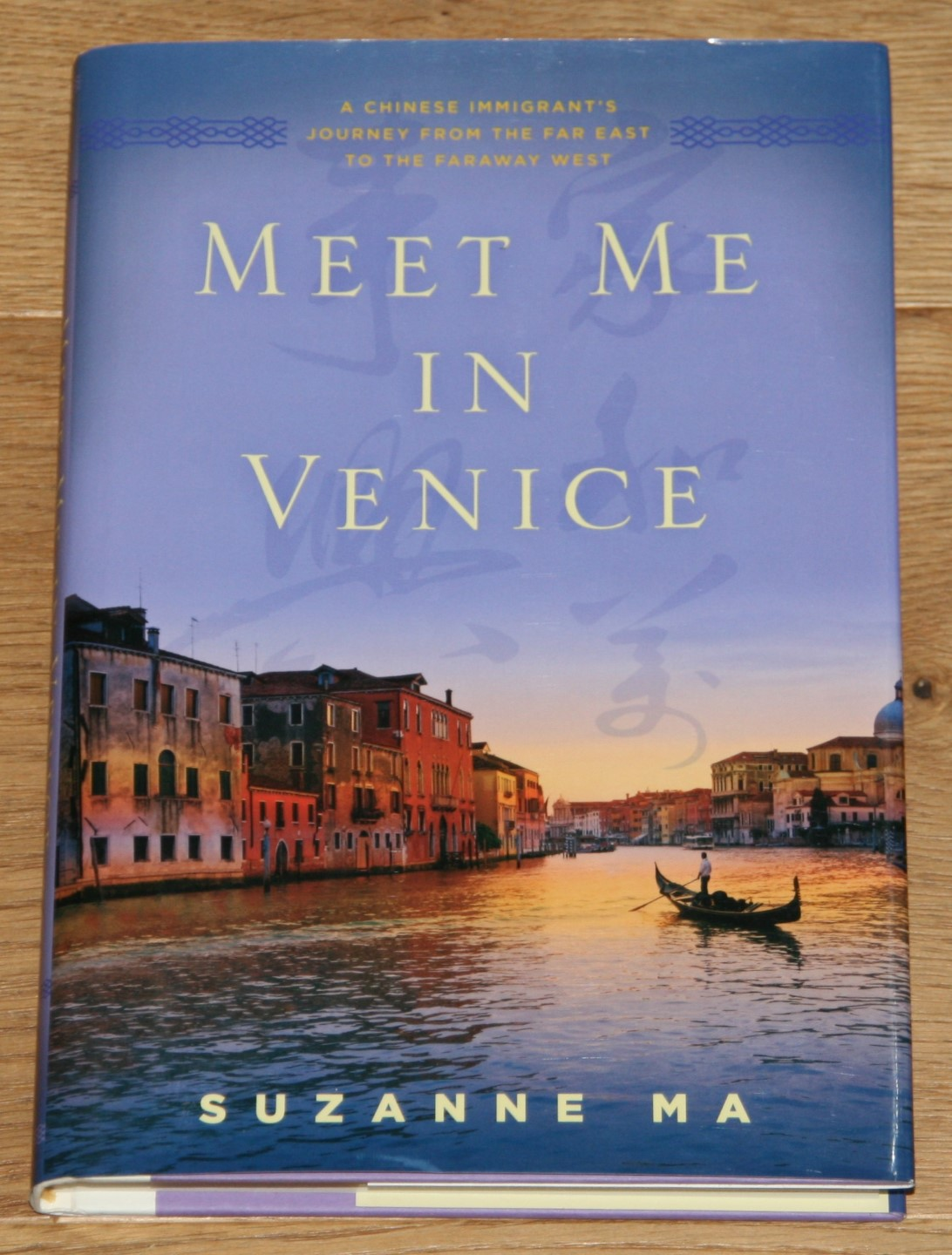 Meet me in Venice. A Chinese Immigrant