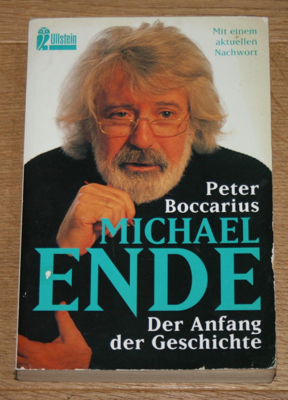 Michael Ende. Der Anfang der Geschichte. Aktualisierte Ausgabe,