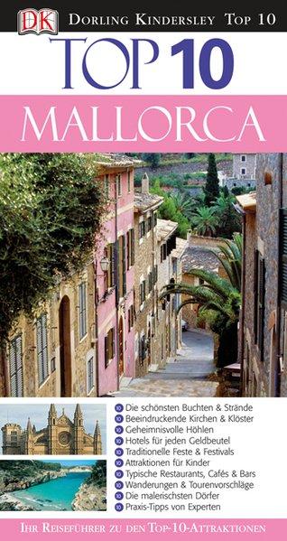 Top 10 Reiseführer Mallorca - Kennedy, Jeffrey