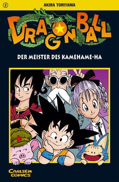 Dragon Ball, Bd.2, Der Meister des Kamehame-Ha - Toriyama, Akira