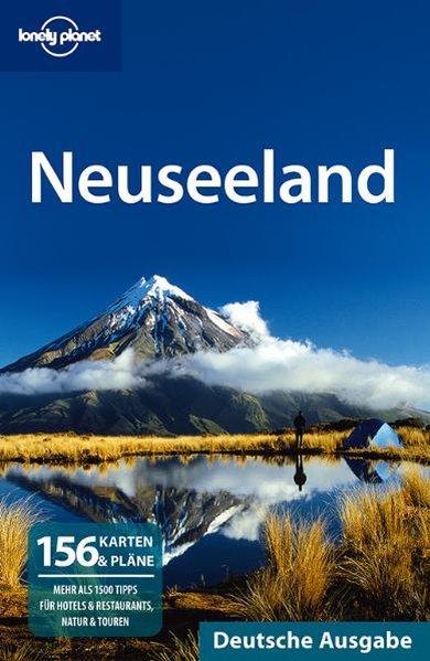 Lonely Planet Reiseführer Neuseeland - Rawlings-Way, Charles, Brett Atkinson und Sarah Bennett
