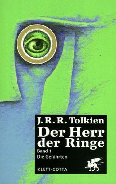 Der Herr der Ringe. Ausgabe in neuer Übersetzung und Rechtschreibung: Die Gefährten