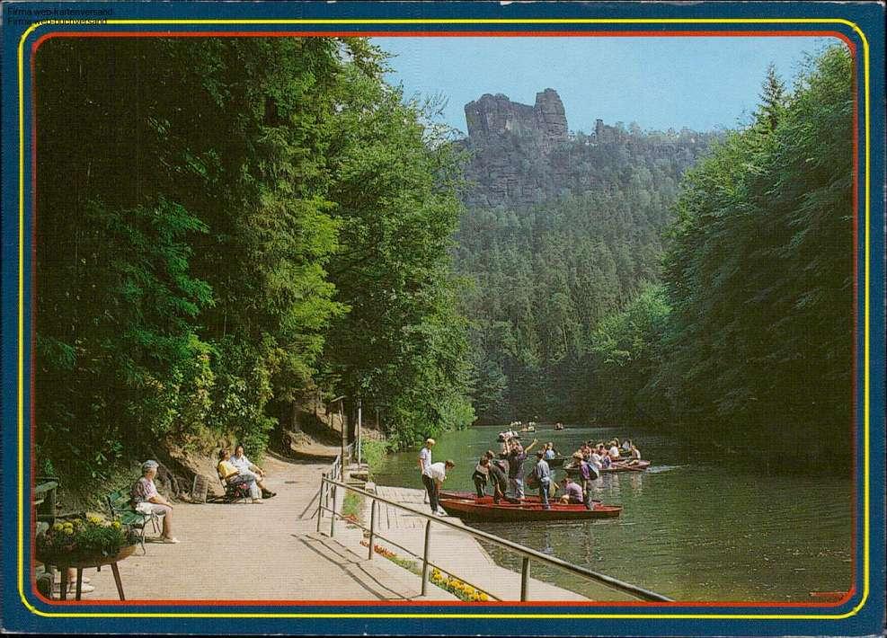 1072319 - Schönes Elbsandsteingebirge Amselsee