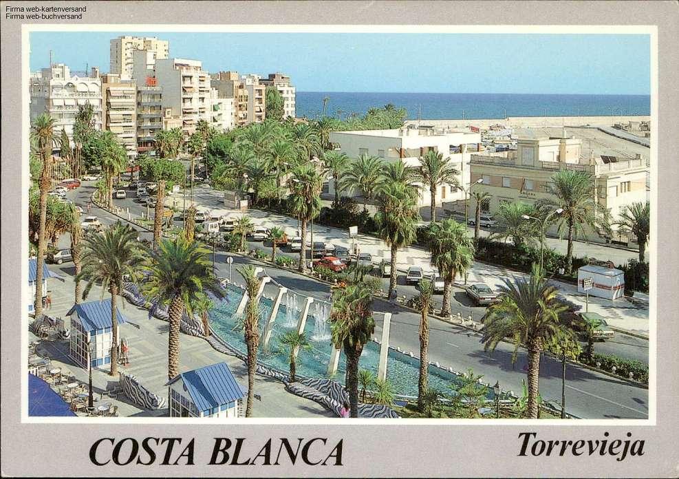 Costa Blanca Torrevieja