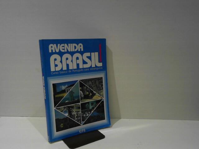 Avenida Brasil 1 Aluno (Portuguese Edition) by Emma Eberlein Lima (1991-03-02)