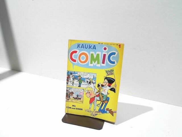 Kauka-Comic Nr. 1. Mit Tom und Biber