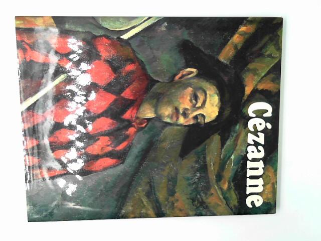 Paul Cezanne. Bilder aus den Museen der Sowjetunion. Ermitage Leningrad und Puschkin-Museum für Bildende Künste Moskau.