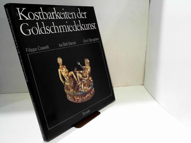 Kostbarkeiten der Goldschmiedekunst Auflage: dt. erstausgabe