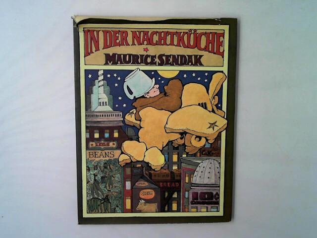 In der Nachtküche. Ein diogenes Kinderbuch.