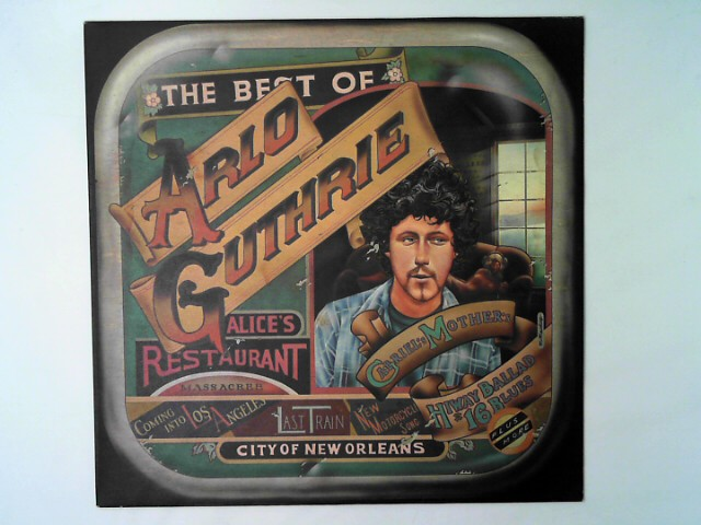 Arlo Guthrie - The Best Of Arlo Guthrie - Warner Bros. Records - W 56431