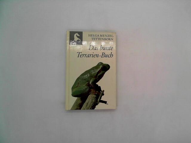 Das bunte Terrarien-Buch. Illustriert G. u. H. Keuer, Steckenpferd Bücherei