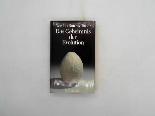Das Geheimnis der Evolution. deutsche Erstausgabe
