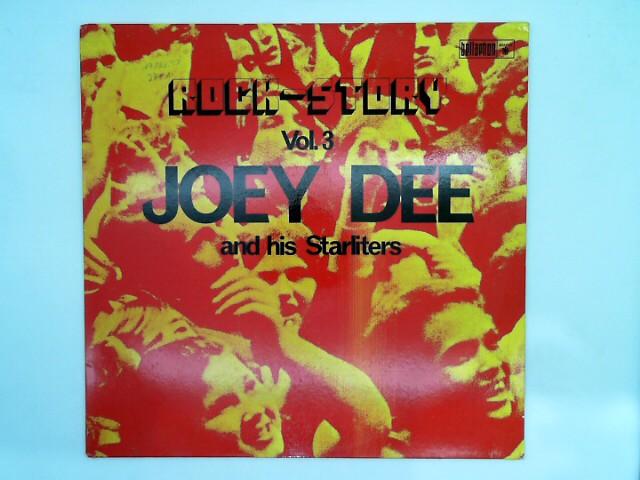 Joey Dee & The Starliters - Rock-Story Vol. 3 - Bellaphon - BI 1598