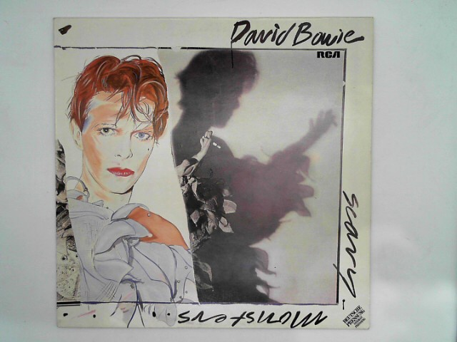 SCARY MONSTERS LP RCA 1980