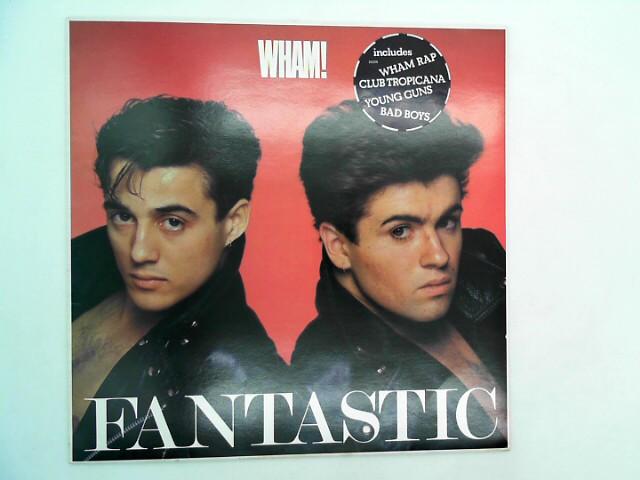 Wham! - Fantastic - Epic - EPC 25328, Inner Vision - 25328