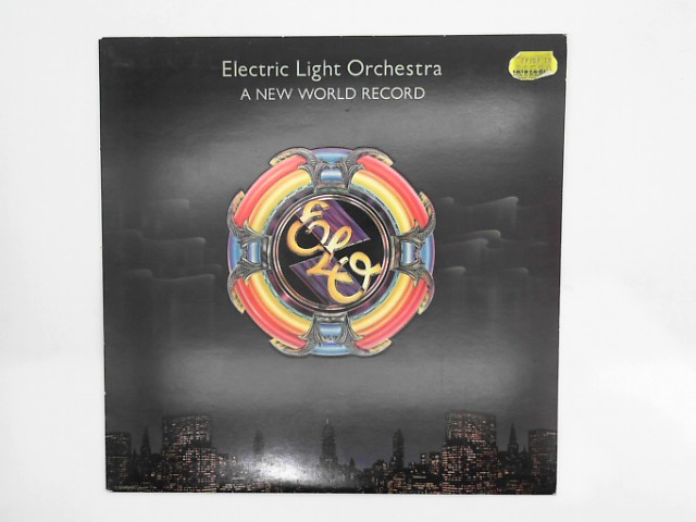 Electric Light Orchestra, Elo: A New World Record [LP]