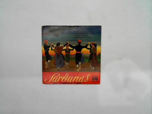 Sardanas - Cobla La Principal De La Bisbal RARE Spain Cataluna Folk 1956 [7