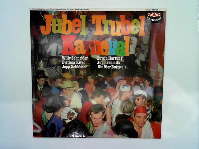 Various, Artists: Jubel Trubel Karneval [Vinyl] Karussell 635 135