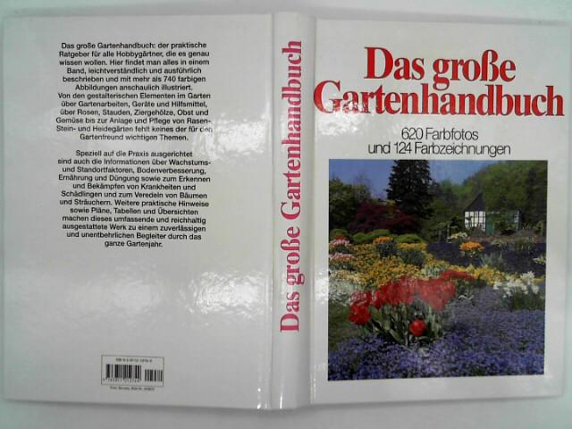 Das große Gartenhandbuch