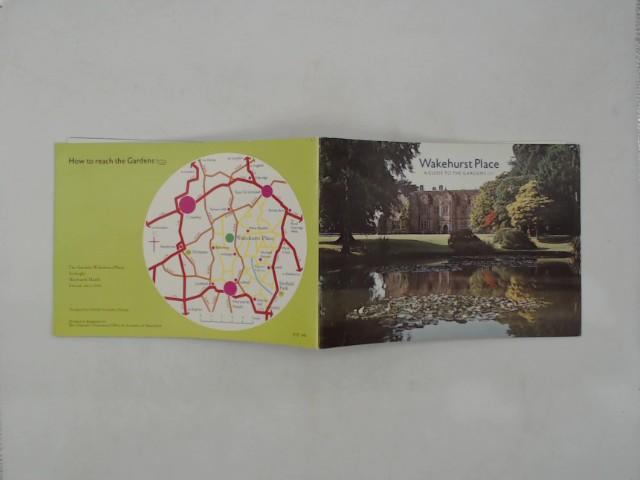 Wakehurst Place - A Guide to the Gardens (Royal Botanic Gardens Kew)