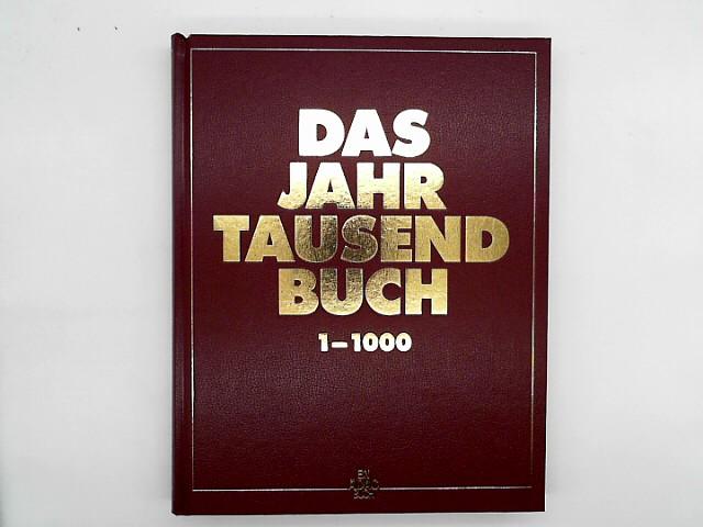 Das Jahrtausendbuch - 2 Bände