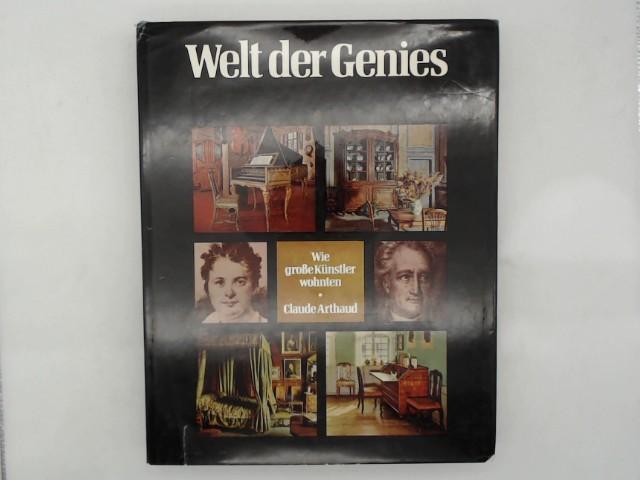 Arthaud Welt der Genies - Wie große Künstler wohnten - Keysersche Großband (1968)