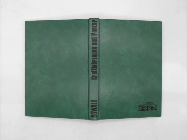 Kraftfahrzeuge und Panzer der Reichswehr, Wehrmacht und Bundeswehr. 6. Auflage