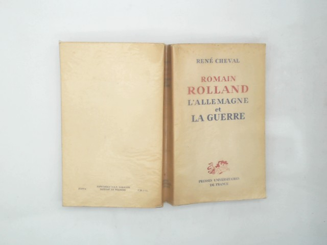 Romain Rolland, l