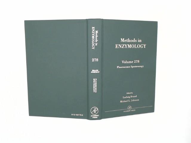 Fluorescence Spectroscopy (Volume 278) (Methods in Enzymology (Volume 278))