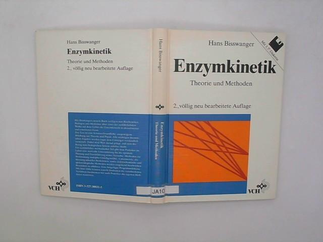 Enzymkinetik - Ohne Diskette 2., völlig neu bearb. Aufl.