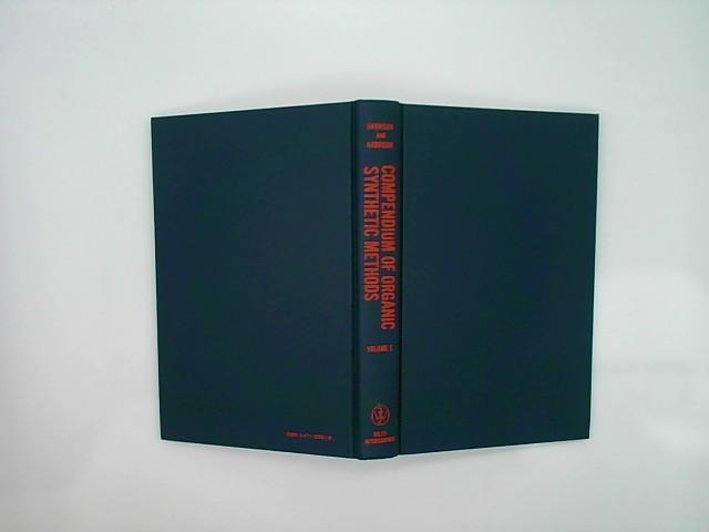 Compendium of Organic Synthetic Methods. Volume II Auflage: First Printing
