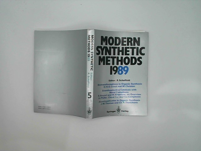 Modern synthetic methods; Teil: Vol. 5. 1989.