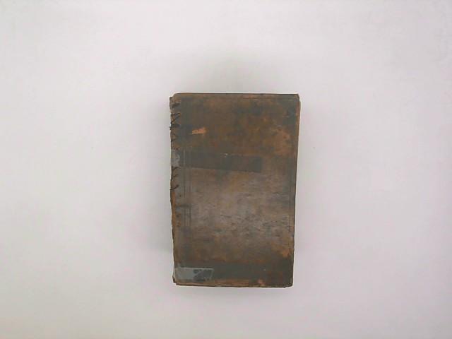 Luther, Martin: Biblia, das ist, die ganze Heilige Schrift alten und neuen Testaments, mit klarem Druck von Herrm Dr. Martin Luther verteutscht