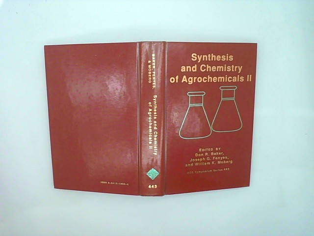 Synthesis and Chemistry of Agrochemicals, II (Acs Symposium Series, Band 443)