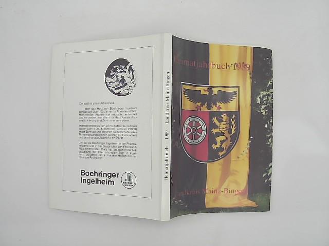 , Unbekannt: Heimatjahrbuch Landkreis Mainz-Bingen 1989. 33. Jahrgang.