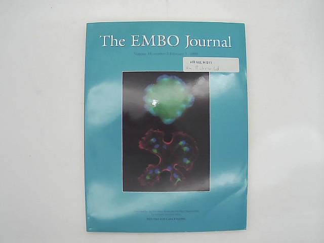The EMBO journal Volume 18 – Issue 3 FEb, 1999