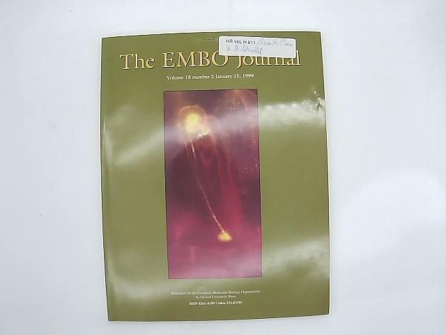 The EMBO journal Volume 18 – Issue 2 Jan, 1999