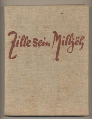 Zille sein Milljöh. Text/Bildband.