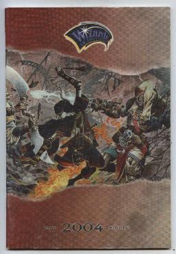 7869327085 - Wizards of the Coast (Herausgeber): Catalog 2004. MAY-AUGUST. - 书
