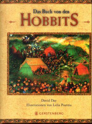 Das Buch von den Hobbits.  3., überarbeitet Auflage, - Day, David
