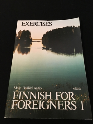 Finnisch for Foreigners. Exercises.