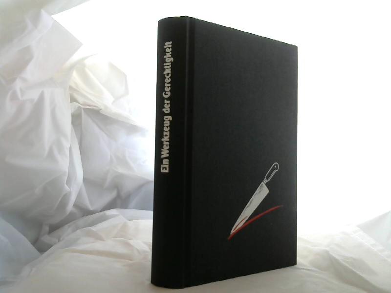 Ein Werkzeug der Gerechtigkeit : Meistermorde. von Simon Brett ... Hrsg. von George Hardinge 1. Aufl.