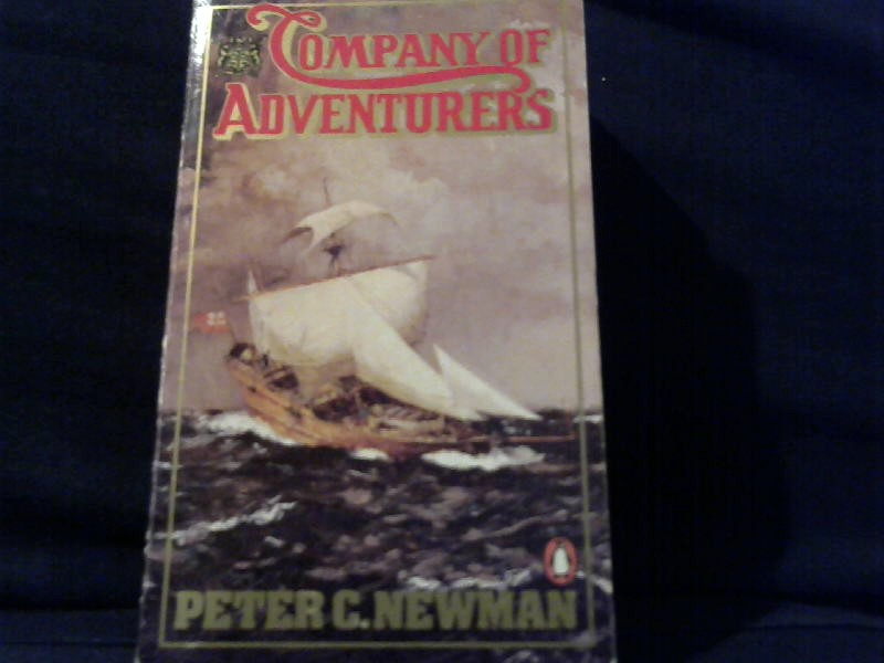 Company of adventures. Volume I