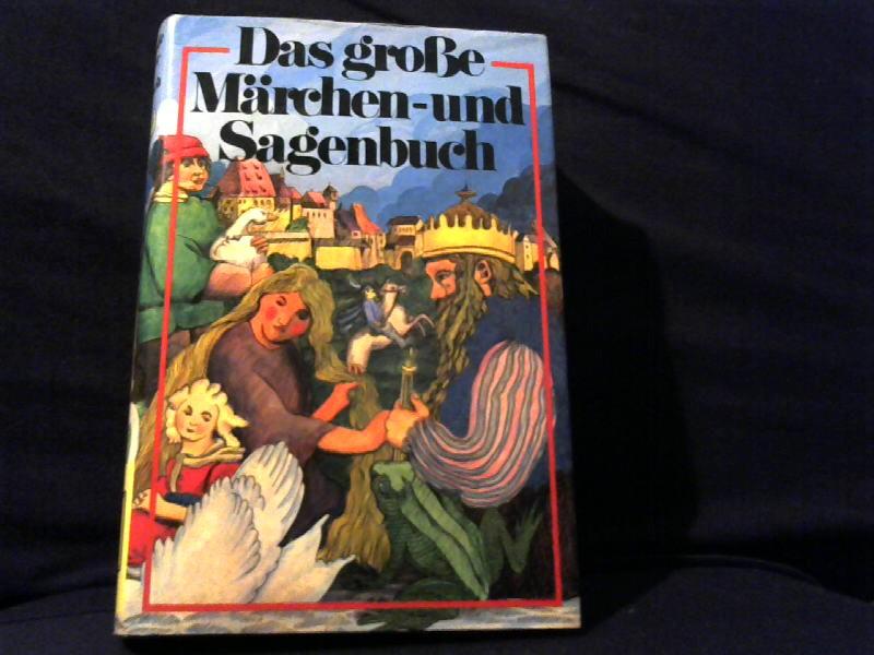 Richter, Ludwig (Ill.): Das grosse Märchen- und Sagenbuch. mit 18 Holzschn. von Ludwig Richter / Magnus-Jugendbibliothek