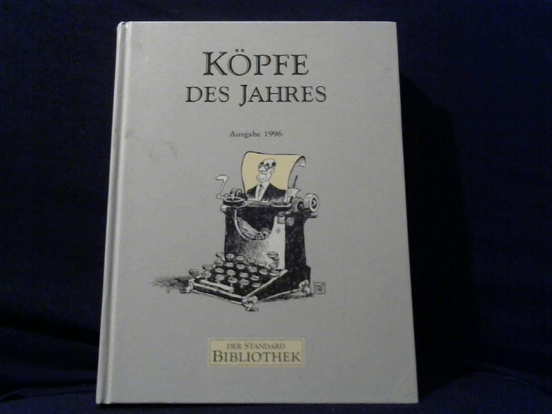 Glattauer, Daniel: Köpfe des Jahres. Ausgabe 1996
